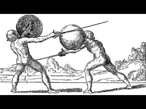 Italian Fencing. Schools of Turin and Milan. Science of Victory