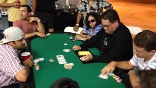 Paul Poker Tournament Dealing 2