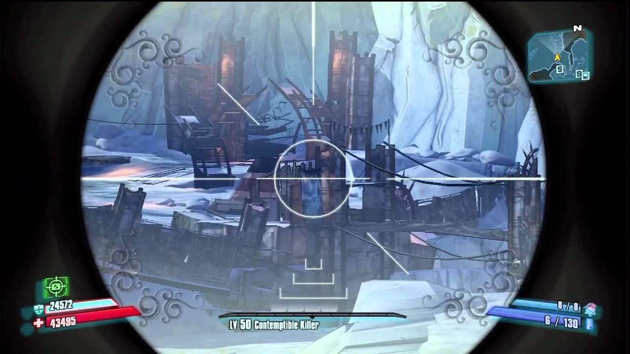 Borderlands 2 challenge accepted achievement guide fearless gt.
