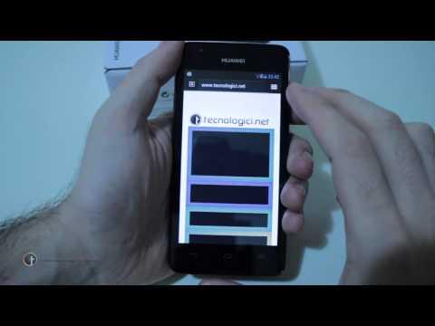 Huawei Ascend G525: recensione e unboxing del piccolo Dual SIM