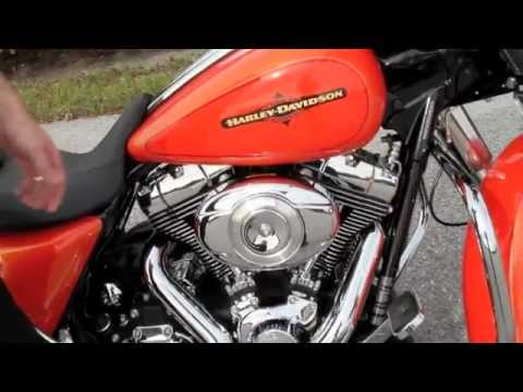 2012 HARLEY STREET GLIDE FLHX WITH RCX-HAUST PERFORMANCE EXHAUST FROM RC COMPONENTS