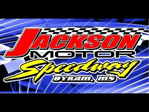 Factory Stock Heat 3 at Jackson Motor Speedway 06-25-2016