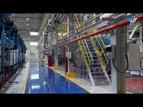 На «Акроне» успешно запущена новая установка ультрафильтрации воды