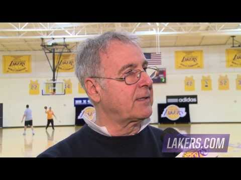 Gail Goodrich 1-on-1