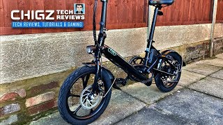 FIIDO D3S Electric Bike / 250W / 25KM/h / 30KM Range - Testing the Ride - Any Good?