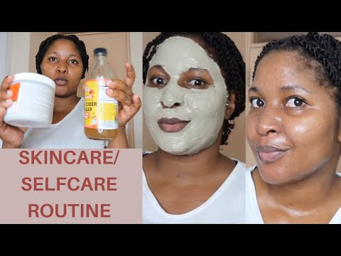 weekly-skincare/-self-care-routine