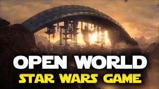 The Open World Star Wars Game: Systemic Gameplay and Influences from Fallout 4, Etc (Star Wars News)
