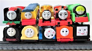 Thomas & Friends Accidents will happen Never Never Never Give Up Knock Off Toys きかんしゃトーマス じこはおこるさ