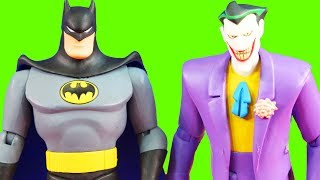 Batman The Animated Series Toy Review