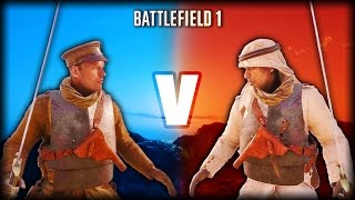Epic 1v1 Sword Fight! | BATTLEFIELD 1