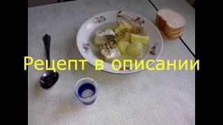 Уха из судака + рецепт