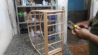 Montando gaiola numero cinco e finalizando vídeo 3
