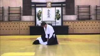 Базовая техника Айкидо 4 кю (Basic techniques of Aikido 4 kyu)