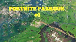 FORTNITE PARKOUR #1 || Fortnite Battle Royale || Xbox One S Deutsch