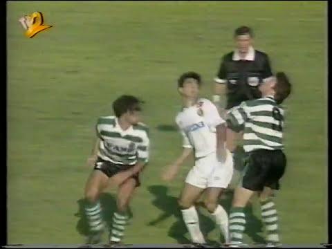 Kocaelispor - 0 x Sporting - 0 de 1993/1994 Uefa