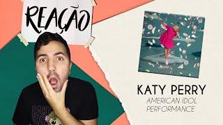 Download Lagu REACAO KATY PERRY NO AMERICAN IDOL - DAISIES PERFORMANCE MP3
