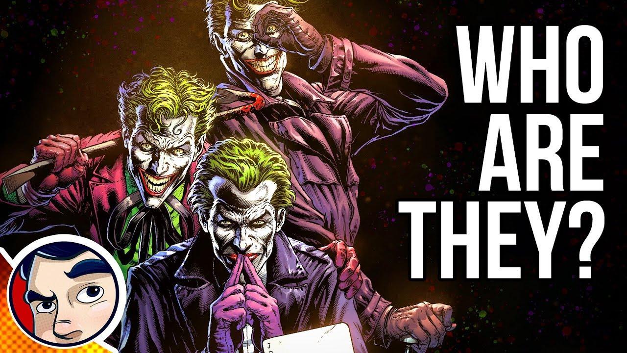 Three Jokers Theories & Joker in Marvel?! - RnBe #1