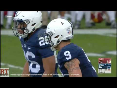 (Rose Bowl) USC Trojans vs Penn State Nittany Lions in 30 Minutes - 1/2/17