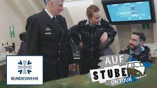 Jule im U-Boot Simulator | Auf Stube on Tour #70 | Bundeswehr