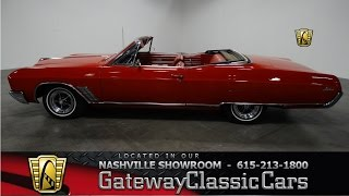 1967 Buick Skylark Convertible - Gateway Classic Cars of Nashville #95