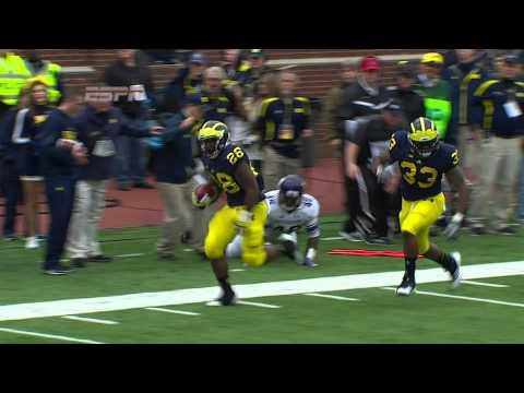 Michigan Wolverines Football 2013