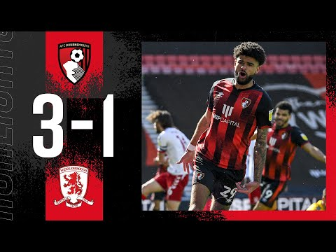 Bournemouth Middlesbrough Goals And Highlights