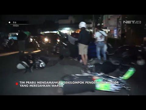 Download Digerebek Tim Prabu, Belasan Motor Milik Geng Motor ini Berhamburan - 86