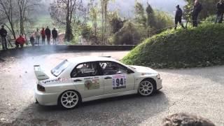 Tabarelli Daniele - Sossella R4 Mitsubishi shakedown 3* ral