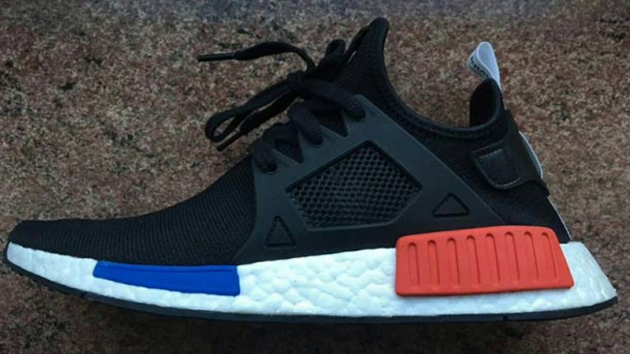 Two Colorways of the adidas NMD XR1 Primeknit