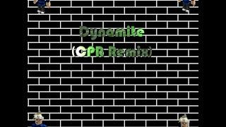 Dynamite (CPR Remix) - Roblox Music Video