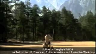 James Fu Qing Quan Yang Tai Chi Sword