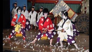 制作 (株)東濃ニュース http://tononews.web.fc2.com/ 美濃歌舞伎保存...