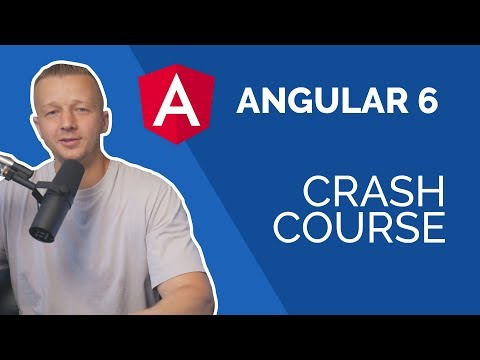 Learn Angular 6 in 60 Minutes