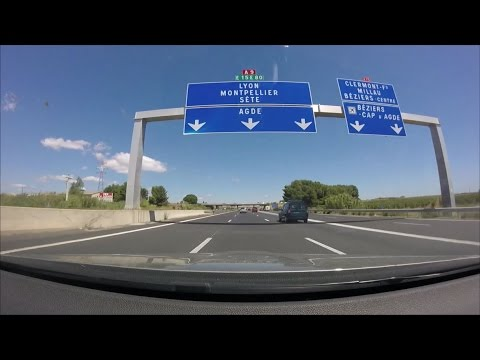 [Roadtrip 2 #35 - France] A9 (La Languedocienne): Narbonne R
