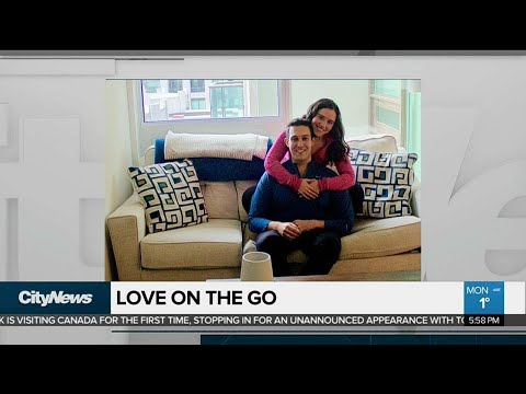 How one couple found love on the GO Train