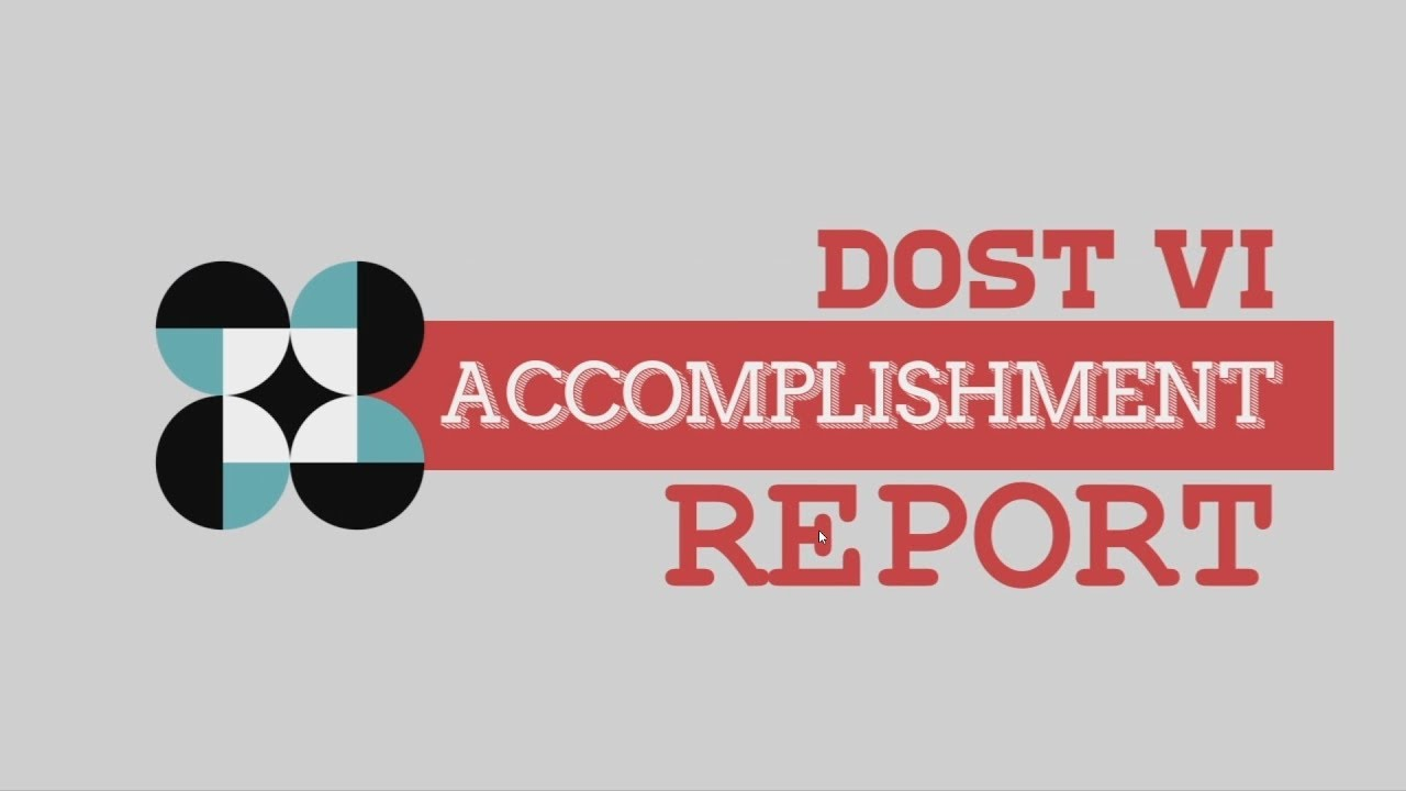 2015 Dost Vi Accomplishment Report