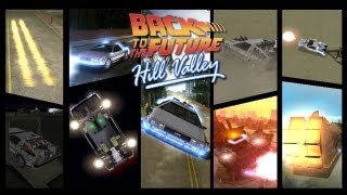 Grand theft auto : Vice City - Back To The Future : Hill Valley