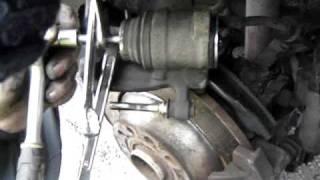 remplacer plaquettes de freins AR AUDI A6