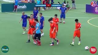 [ Highlight ] Xuân Mai Riverside 0-1 Goldmark City | Vòng 1 - Cup Chung Cư Hà Nội lần V