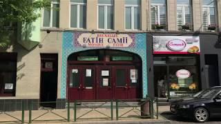 Brüssel Fatih Camii / Bruxelles Fatih Mosquée / Mosque