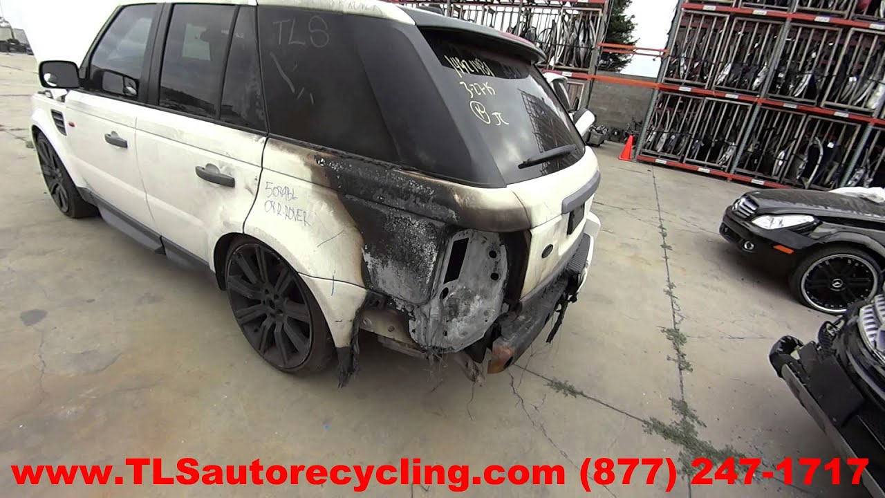 2008 Range Rover Parts For Sale 1 Year Warranty
