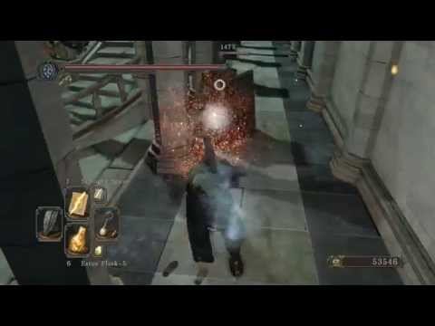 Wellager Spells in NG++ and Dark Souls 2 Platinum Trophy Strategy
