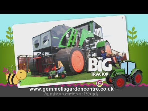 Things To Do In Ayrshire - Gemmells Garden Centre, Soft Play & The Big Tractor