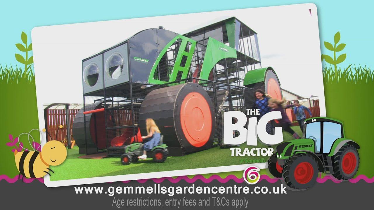 Garden Centre: Gemmells Garden Centre, Soft