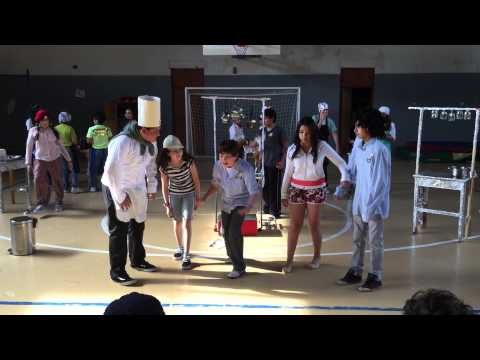 Igualito A Básica (Work This Out) | Alianza Roja SSCC Alvarez