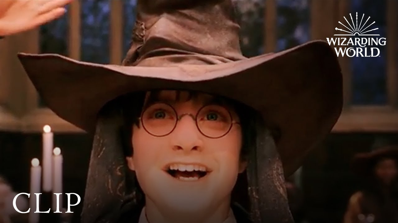 Download The Sorting Ceremony | Harry Potter and the Philosopher's Stone