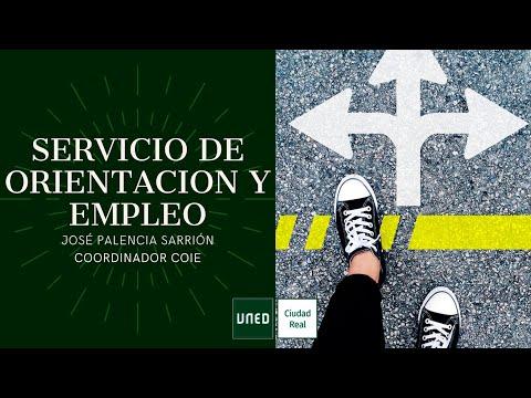 SERVICIO DE ORIENTACION Y EMPLEO (José Palencia Sarrión)
