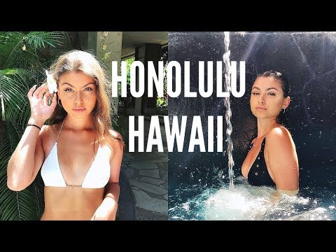 a summer week in my life | honolulu, hawaii thumbnail