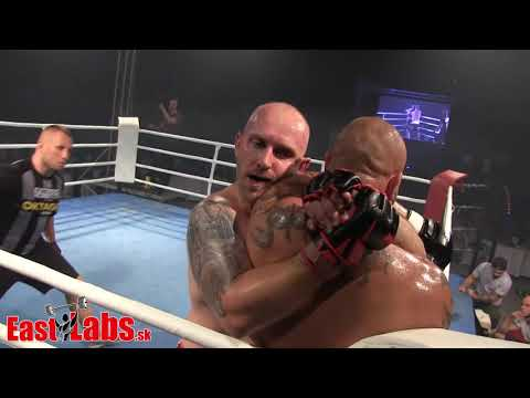 2019 Combat Fight Night   MMA +94kg DUDO Balaz Vs Vselko