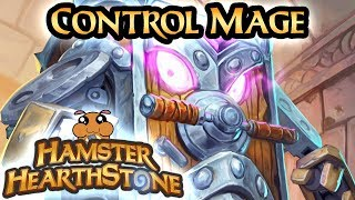 [ Hearthstone S62 ] Control Mage - Rise of Shadows